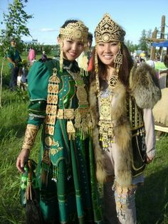 Yakut festival Ysyakh, Republic of Sakha (Yakutia) in the Russian Federation. I've always wanted to go to Yakutia