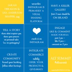 How to CRUSH IT on Instagram  --> One EPIC ALT Summit Recap #instagram #instagramhelp #altsummit