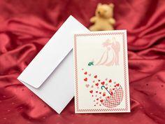 Invitatie nunta si botez 3624b by InvitatiiCreative.deviantart.com on @DeviantArt Playing Cards, Deviantart, Playing Card Games, Game Cards, Playing Card