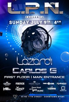 Following the tradition of the Best of Miami Gay Night Life!!! This Saturday Into Sunday July9th!!! LPN La Puta Nota Afterhours Brings you the music of DJ LAZARDI along with our Resident DJ Carlos G. Heart Nightclub, 50 NE 11th Street, Miami - Downtown #LPN #LPNAFTERHOURS #LAPUTANOTA #DJLAZARDI #MIAMIGAYBLOG