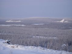 Verchojansk,Russia