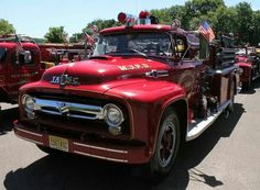 Pin by Lieutenant 107 on Fire Trucks (Old) | Pinterest