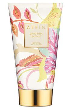 Floral gardenia body cream