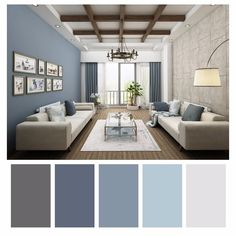 Living Room Color Schemes TAG: Living room decor Living room paint color ideas Small living room ideas Modern living room Color palette Grey living room The post Living Room Color Schemes appeared first on Furniture ideas. Living Room Color Schemes, Living Room Grey, Small Living Rooms, Home Living Room, Living Room Designs, Living Room Ideas Grey And Blue, Living Room Ideas For Small Houses, Colors For Small Bedrooms, Colours For Living Room