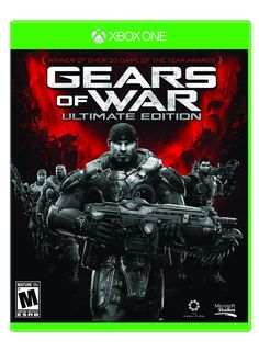 Gears of War Ultimate Edition XBOX ONE vs XBOX 360 screenshots !