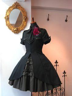 Kawaii Fashion, Lolita Fashion, Gothic Fashion, Pretty Outfits, Pretty Dresses, Beautiful Dresses, Cosplay Outfits, Dress Outfits, Girl Outfits