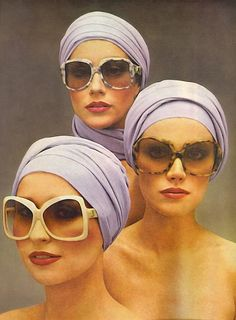 Yves Saint Laurent YSL Sunglasses AD from Vogue, May 1976. We have these styles at our archive on Bond st.
