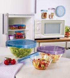 ¿Sabes como guardar tus alimentos para que se conserven más frescos durante más tiempo?