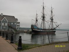 Hector Heritage Quay at Pictou, NS Canada Cruise, Canada Travel, Largest Countries, Cool Countries, Halifax Waterfront, Halifax Canada, Atlantic Canada, Canada Eh, Ontario
