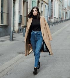 A casual fall outfit, see more on the blog | By Aria Di Bari, French style blogger