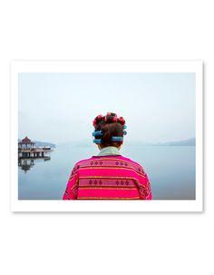 '6am Sun Moon Lake' by Joyce Lee, prints @buddyeditions