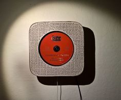 DIY Muji Cd Player