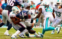 Blog Esportivo do Suíço: Miami Dolphins ganham de virada sobre New England Patriots