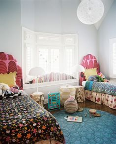 Love the mix of patterns, colors and textures.