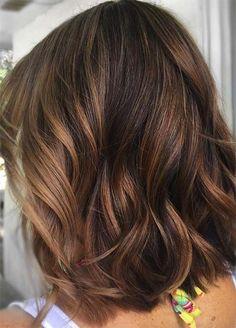 100 Dark Hair Colors: Black, Brown, Red, Dark Blonde Shades | Fashionisers