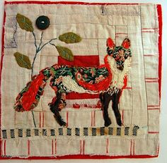 Mandy Pattullo- textile artist and printmaker in Northumberland