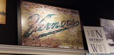 Detroit inspired classic Vernors