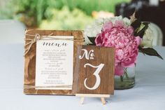 Elegant Rustic Backyard Wedding - Rustic Wedding Chic