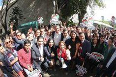 - Anuncia Enrique Ochoa Reza gira por todo el país para reunirse con jóvenes en universidades y tecnológicos. - Asegura...