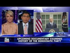 """The Kelly File: D'Souza Previews """"Hillary's America"""" - YouTube"""