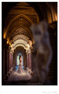 Monserrate Palace wedding, Indian Style Session, Trash the Dress Portugal
