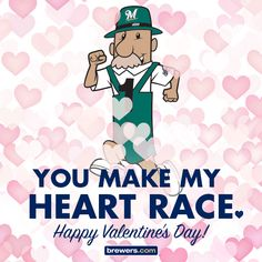 #Brewers #Valentine #ValentinesDay