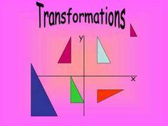 (2) MATH - - Gangnam Style Math (Translations, reflections, and rotations