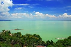 Lake Balaton is the largest lake in Central Europe, and one of the favorite vacation destinations of Hungarians. Visit this beautiful inland beach on your way to Gyógytó Lake in Héviz. The volcanic crater spring under Gyógytó keeps it warm enough to swim year round, and the mineral-rich mud is considered medicinal, so swimming is only recommended for an hour at a time, tops. Choose from outdoor swimming or indoor swimming in a glass enclosure.