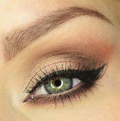 classic by makijazowo21 on Makeup Geek Makeup Geek Eyeshadow – Latte, Mocha, Vanilla Bean, Frappe