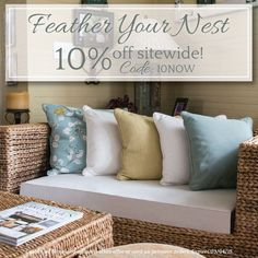 Custom Cushions Pillows For Outdoor Furniture