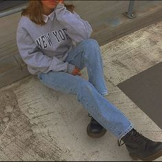 Skater Girl Outfits, Teen Fashion Outfits, Mode Outfits, Fasion, White Girl Outfits, Fashion Ideas, Fashion Tips, Aesthetic Fashion, Aesthetic Clothes