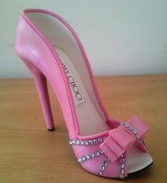 Sugar paste Shoes...!