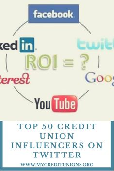 Top 50 Credit Union Influencers on Twitter