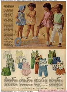 1962 Sears Spring Summer Catalog, Page 431 - Christmas Catalogs & Holiday Wishbooks