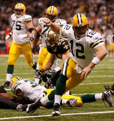 PACKERS FOOTBALL FRIDAY: Dazed and Confused - http://packerstalk.com/2014/10/24/packers-football-friday-dazed-and-confused/ http://packerstalk.com/wp-content/uploads/2014/10/Aaron-Rodgers-Green-Bay-Packers-v-New-Orleans-_J6RUVxVnp9l.jpg