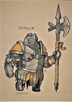 The Lovebringer by Lokhammer For Honor Characters, Chibi Characters, Fantasy Characters, Character Concept, Character Art, Character Design, High Fantasy, Fantasy Art, For Honor Viking