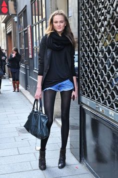 #black #fashion #outfit