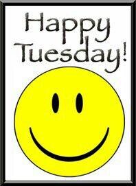 Happy Face Tuesday