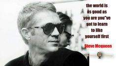 | #history | via @learninghistory History Quotes, Steve Mcqueen, Mens Sunglasses, Actors, Style, Swag, Men's Sunglasses, Outfits, Historical Quotes