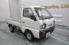 Japanese vehicles to the world: 1992 Suzuki Carry 0.35ton 4WD for Tanzania to Dar ...