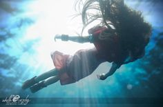 Aeris Underwater - Cosplay by Adella.deviantart.com on @DeviantArt