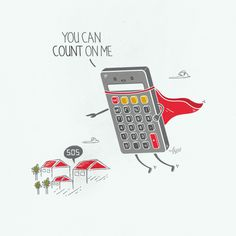 You can count on me. #graphicdesign #design