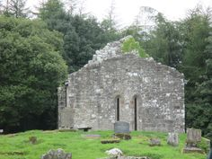 Dungiven Priory, Northern Ireland