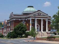 First Presbyterian church in albemarle NC