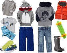 toddler boy style, totally my son!