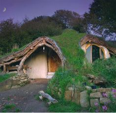 Hand-built Earth Sheltered Home for $5000