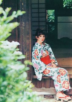 Kate Bush in Japan