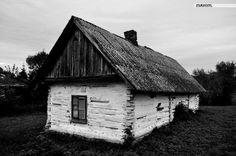 XX cent. Cottage Housing, Dynów, Poland