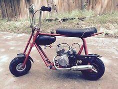 Keystone Minibike Small Motorcycles, Bike Frame, Mini Bike, Go Kart, Custom Bikes, Cool Bikes, Cool Toys, Motorbikes, Honda