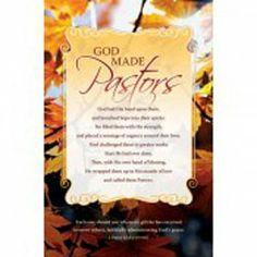 Pastor Appreciation Worship Bulletin Covers | Pastor Appreciation ...